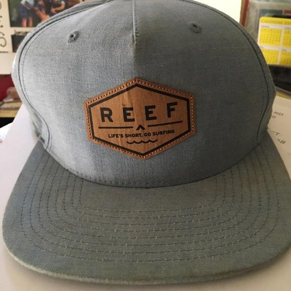 Reef SnapBack. M 5bd9acbbf63eeac8397f549d bf50a62e3486
